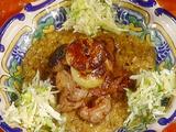 Chicken Livers with Onions and Horseradish: Fegatini con Cipolla e Cren