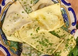Potato Ravioli Stuffed with Meat: Ofelle Triestine