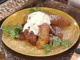 Tropical Fruit Beignets