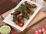 Beer-Brined Grilled Turkey Wings