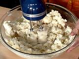 Mashed Potatoes with Sauteed Mushrooms