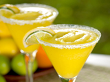Whole Citrus Margaritas