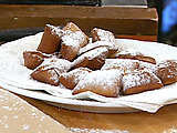 Corsican Chestnut Beignets
