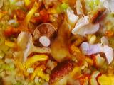Funghi di Bosco in Umido: Mushroom Ragu