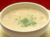 Manila Clam Chowder