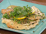 Turkey Scallopine a la Piccata