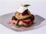 Stacked Strawberry Shortcakes