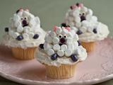 Little Lamb Cupcake