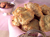 Pancetta Biscuits
