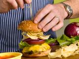 Crunchburger (aka the Signature Burger)