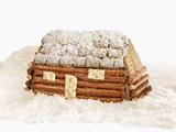 Salty-Sweet Log Cabin