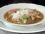Turkey Andouille Gumbo