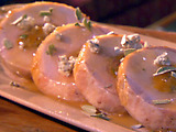 Stuffed Pork Loin with Butternut Squash and Blue Cheese