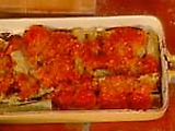 Baked Cardoons: Cardi al Forno