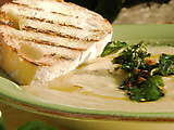 """Super-Tuscan"" White Bean Soup"