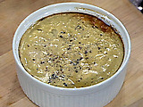 Rice Pudding with Rum Raisins