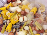 Emeril's Memory Stovetop Clam Boil