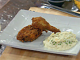 Fried Chicken, Emeril Style