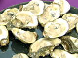 Baked Tasso Butter Oysters