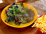 Mussels Meuniere with Frites