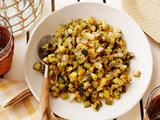 Spicy Summer Squash with Herbs
