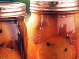 Suzie's Peach Pickles