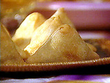 Spiced Potato-stuffed Pastries: Samosas