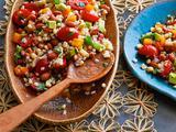 Pinto Bean Salsa Salad