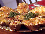 Shrimp Stuffed Potatoes