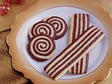 Ribbon or Swirl Cookies