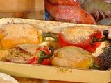 Pasta-Stuffed Peppers (Peperoni Imbotiti Ai Vermicelli)
