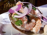 Tequila Ceviche with Shrimp and Scallops