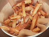 Olive Oil Oven Fries