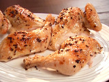 Roasted Chile-Lime Chicken