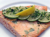 Masters Marinated Salmon