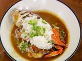 Mr. John's Seafood Chorizo Soup