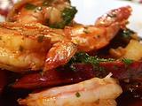 Shrimp and Chorizo Tapas