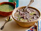 Black Bean Soup with Mojo