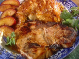 Molasses Brined Pork Chops