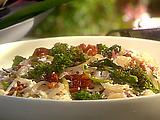 Orecchiette with Broccoli Rabe, Ricotta Salata and Prosciutto