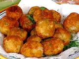 Tuna and Ricotta Fritters (Polpette di Tonno e Ricotta)