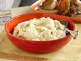 The Definitive Mashed Potato with Roasted Garlic