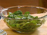 Steamed Baby Spinach