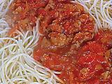 Emeril's Turkey Bolognese