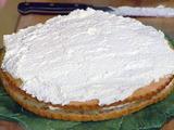 Sorrentine Tart (Torta di Noci e Maraschino)