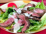 Spiced Steak Caesar