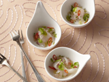 Sea Bass Crudo