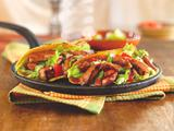 Honey and Spice Sautéed Pork Hand Tacos