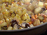 Northern Italian Caponata with Potatoes