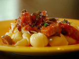 Spicy Sausage Sauce